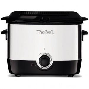 Фритюрница Tefal FF 220015, серебристый/черный