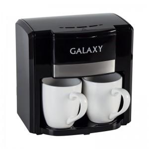 Кофеварка GALAXY GL 0708, черный