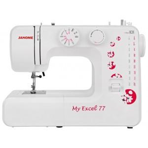 Швейная машина Janome My Excel 77, белый