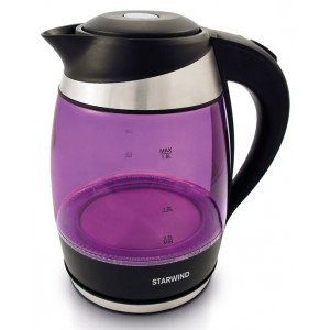 Чайник StarWind SKG2217, фиолетовый