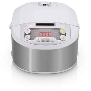 Мультиварка Philips HD 3136/03, серебристый/белый