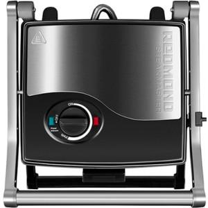 Электрогриль REDMOND SteakMaster RGM-M800, черный/сталь